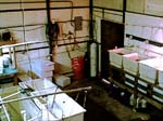 The packing and shipping room